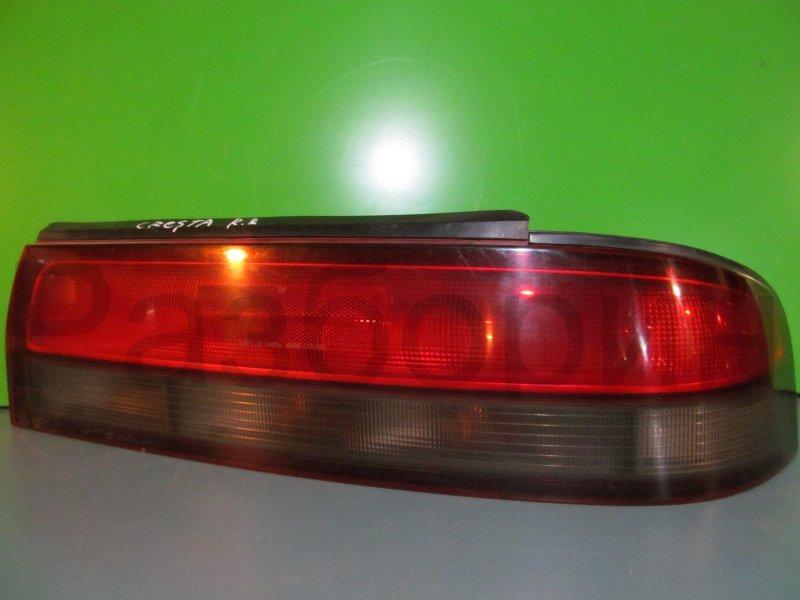 Фонарь Toyota Cresta Gx90 задний правый