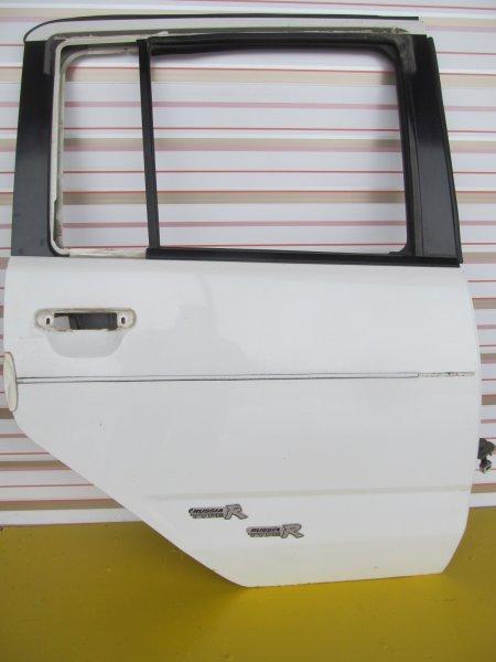 Дверь Nissan Cube Az10 2000 задняя правая