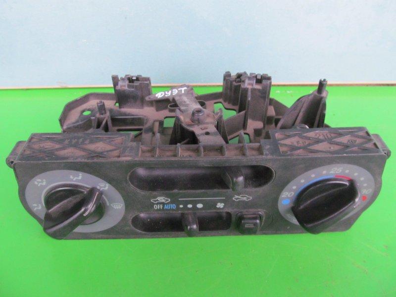 Блок управления печкой Toyota Duet 1998