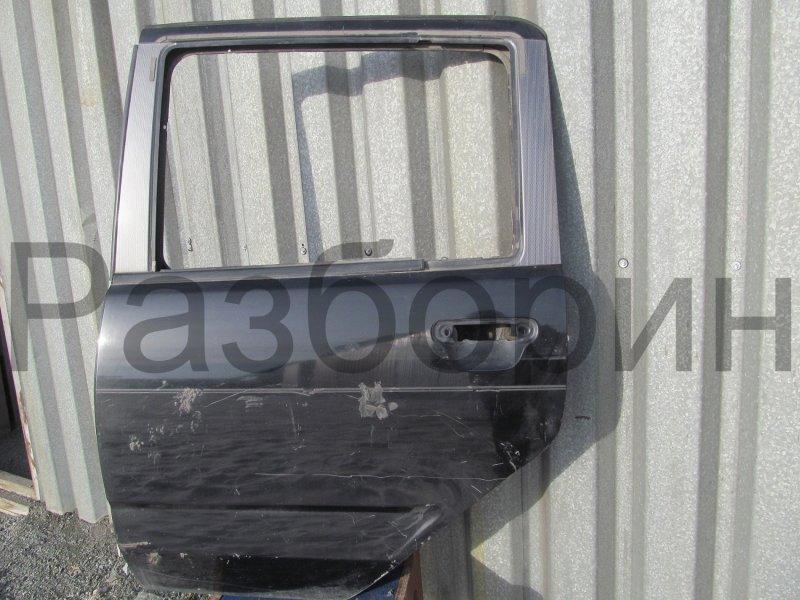 Дверь Nissan Cube Az10 2001 задняя левая