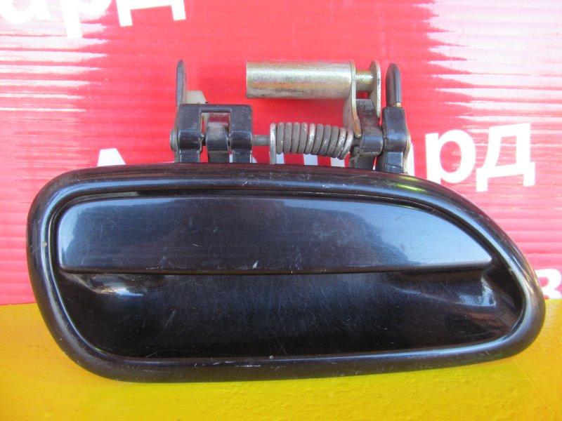 Ручка двери наружная Subaru Legacy Be5 СЕДАН 2000 задняя правая