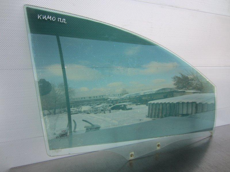Стекло двери Chery Kimo S12 2008 переднее правое