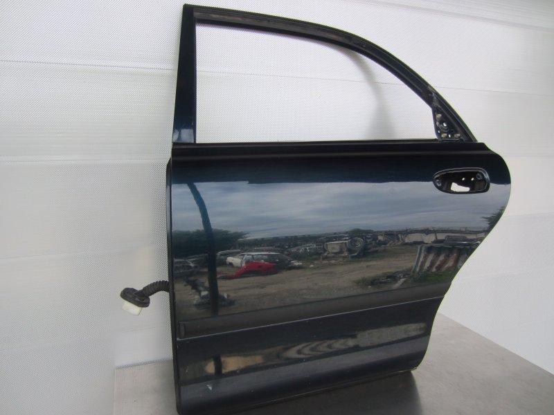 Дверь Mazda 626Ge 1996 задняя левая