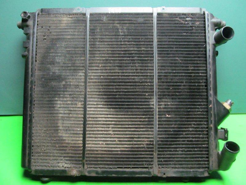 Радиатор охлаждения Renault 19 Europa 1997