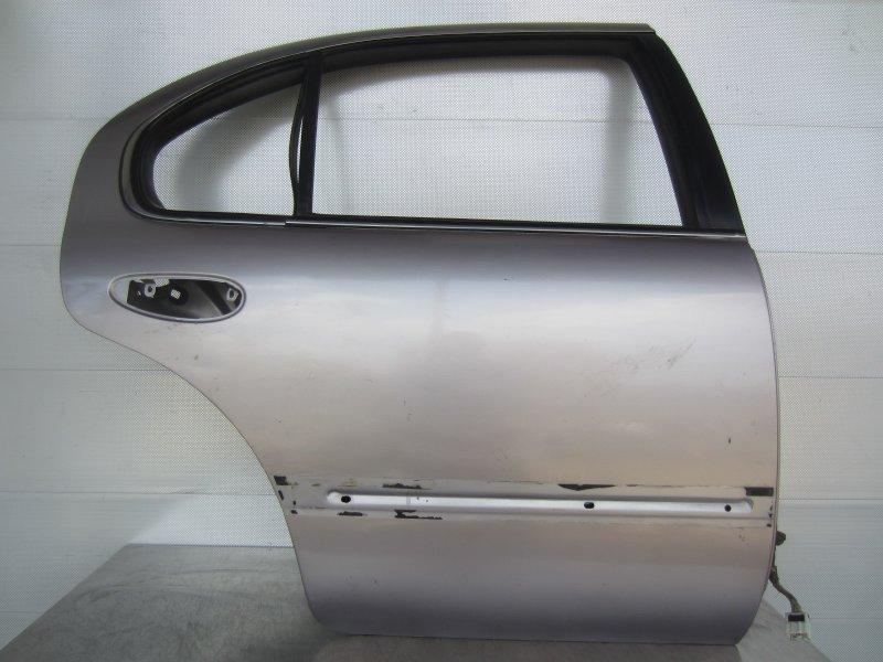 Дверь Nissan Maxima A32 задняя правая