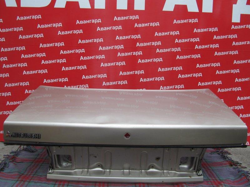 Крышка багажника Mitsubishi Galant 6 1990