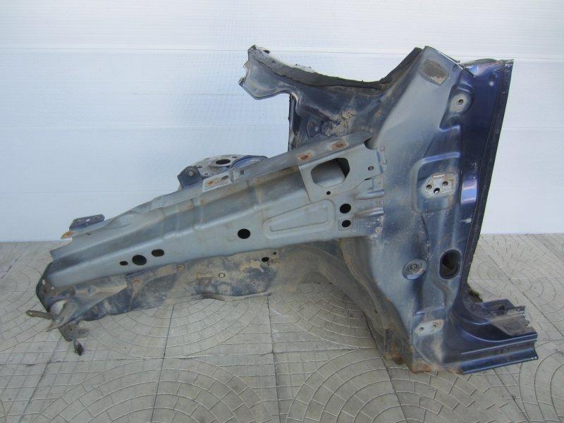 Лонжерон Mazda Demio Dy 2004 передний левый