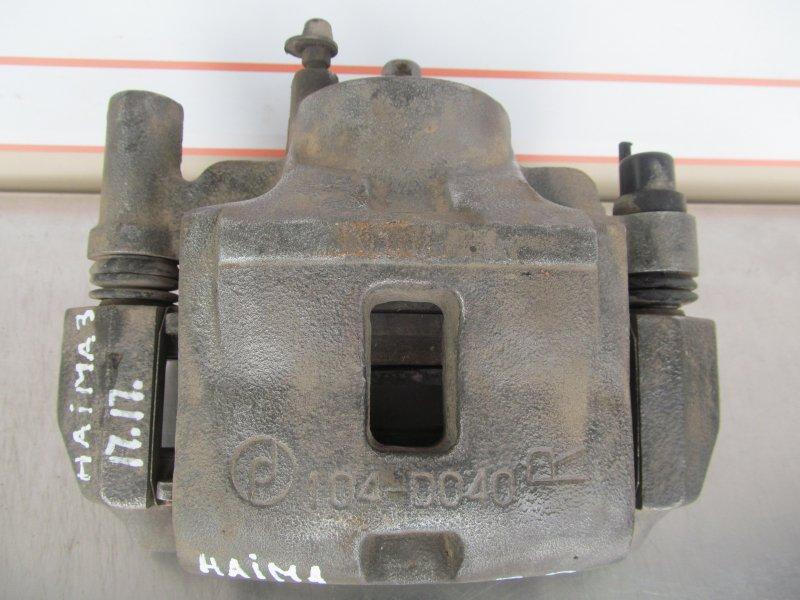 Суппорт тормозной Haima 3 2011 передний правый