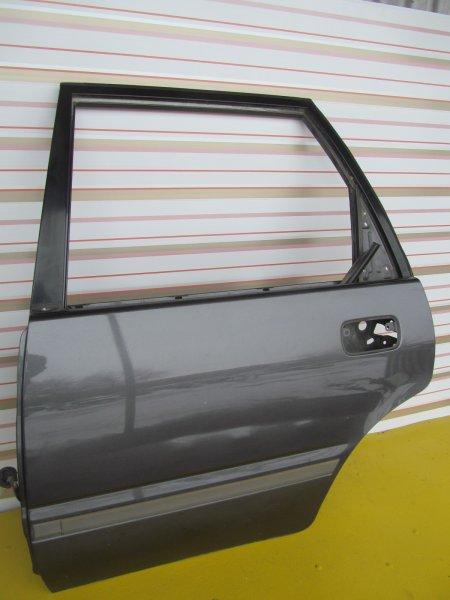 Дверь Nissan Avenir 10 PW10 задняя левая