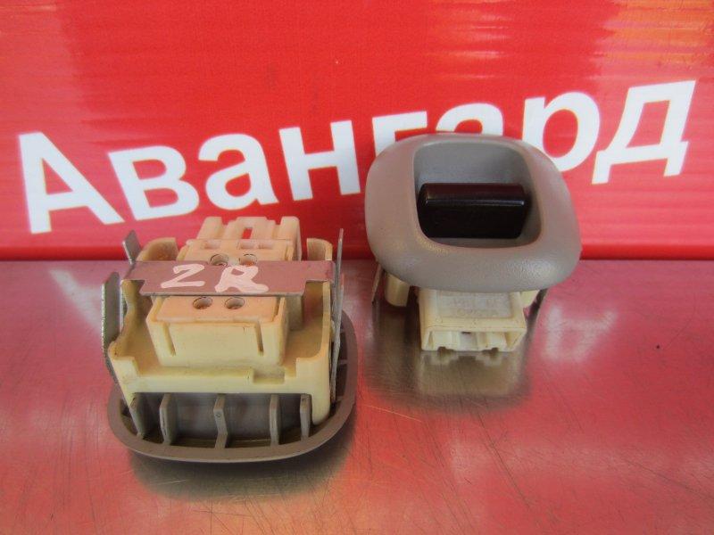 Кнопка стеклоподъёмника Toyota Estima Acr40 ACR40 2AZ-FE 2003 задняя