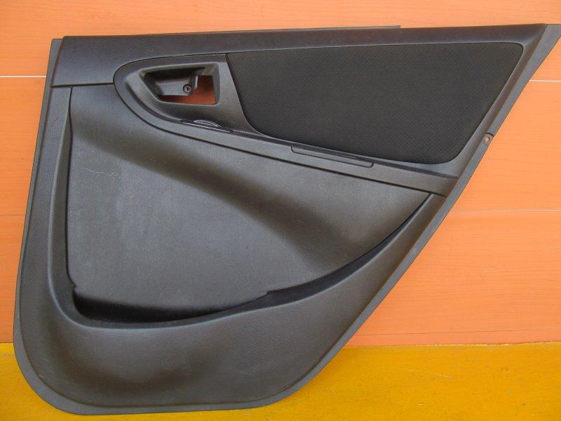 Обшивка двери Geely Mk СЕДАН MR479QA 2011 задняя правая
