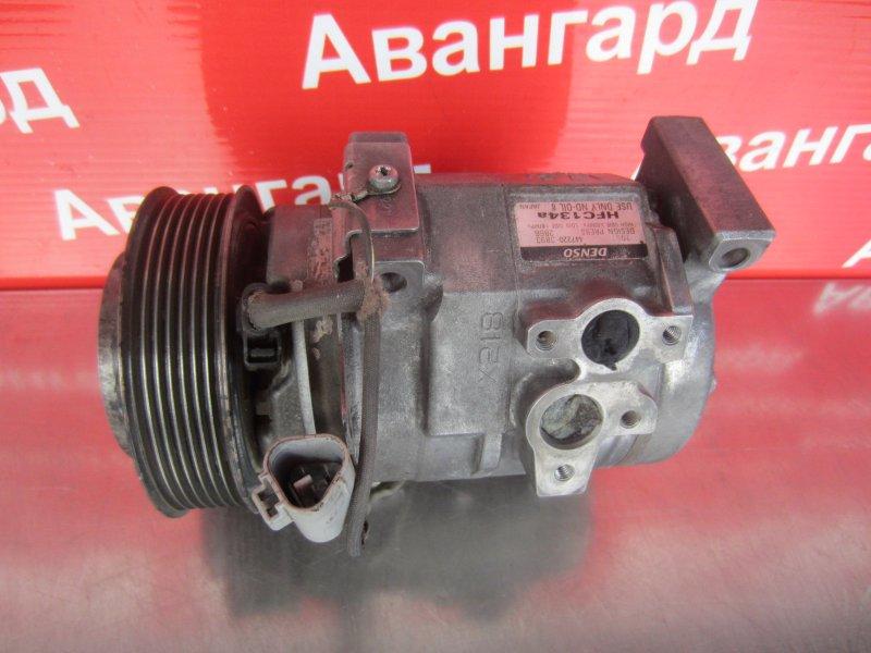 Компрессор кондиционера Toyota Estima Acr40 ACR40 2AZ-FE 2003