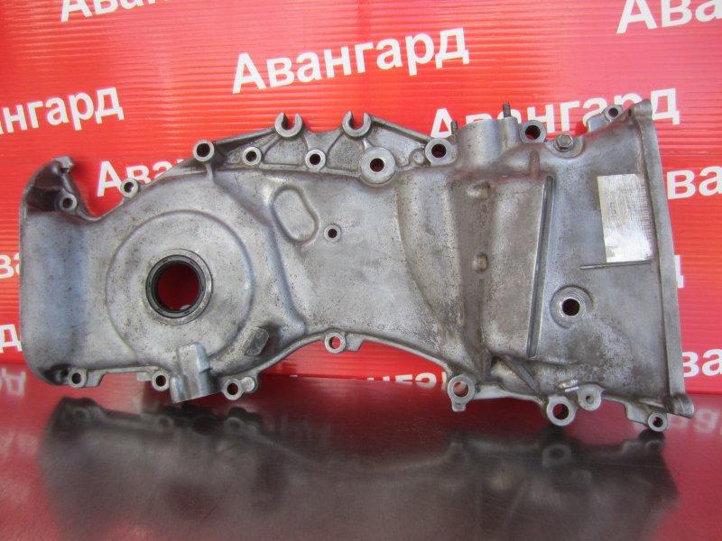 Крышка двигателя Toyota Estima Acr40 ACR40 2AZ-FE 2003