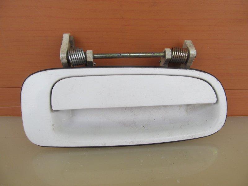 Ручка двери наружная Toyota Vista Sv30 задняя правая