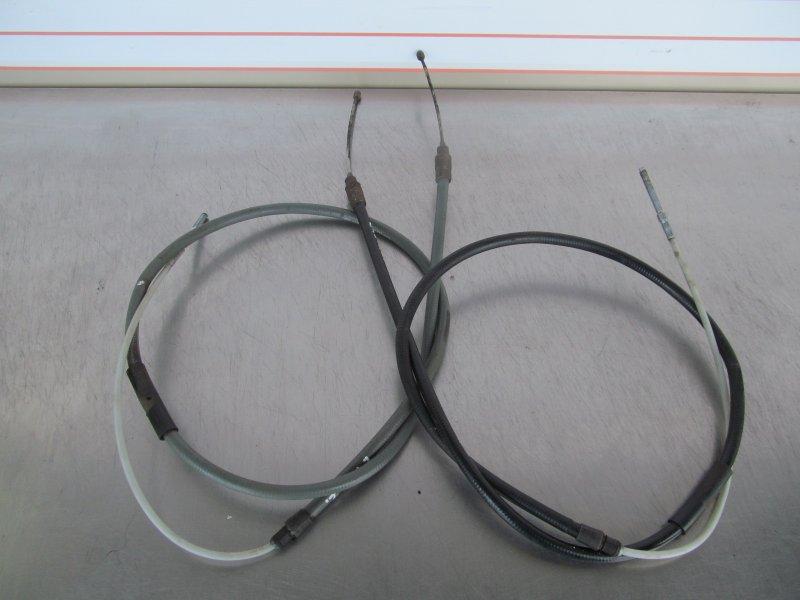 Трос ручника Bmw E46 КУПЕ M54B25 2000