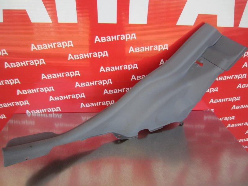 Накладка порога внутренняя декоративная Hyundai Accent G4EC (1.5 Л) 2006 задняя правая