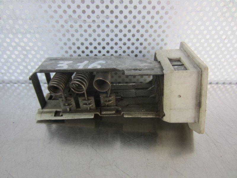 Реостат печки Bmw E36 E36 M40 1991
