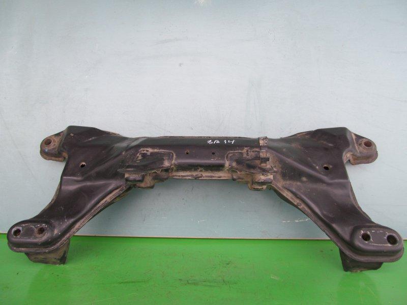 Подрамник Nissan Sunny B14 FB14 1997 передний