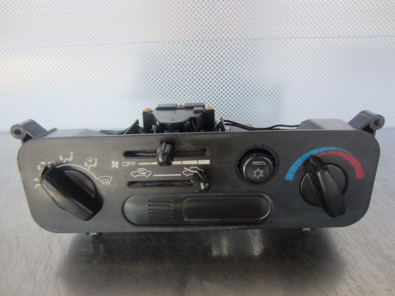 Блок управления печкой Mitsubishi Libero 2000