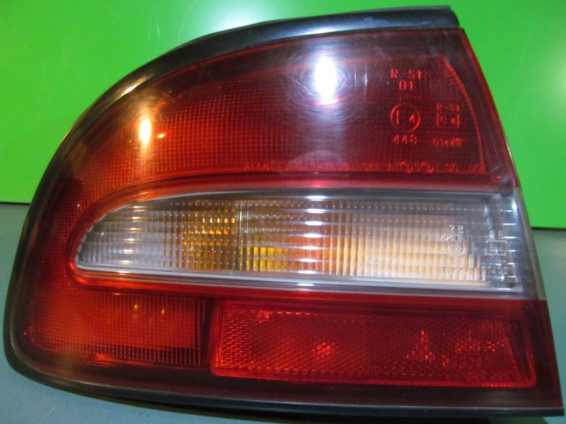 Фонарь Mitsubishi Galant 7 СЕДАН 1993 задний левый