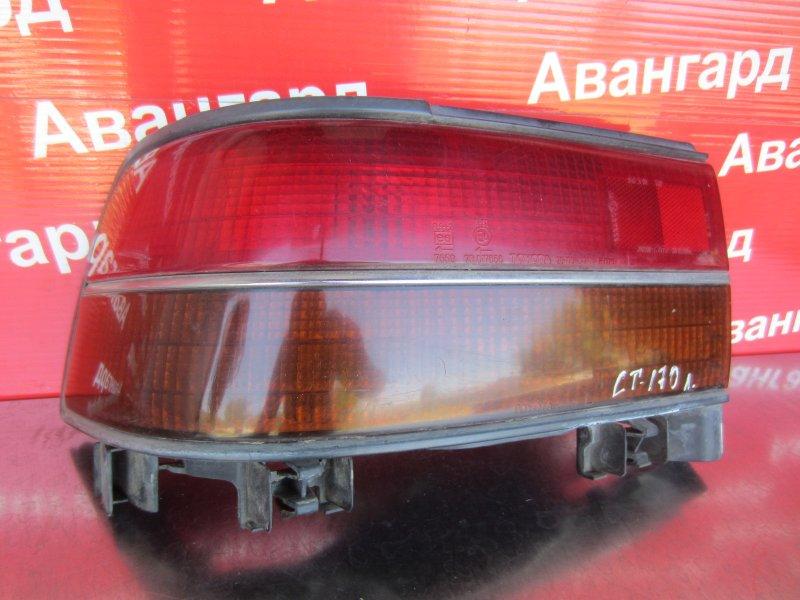 Фонарь Toyota Corona 170 ST170 задний левый