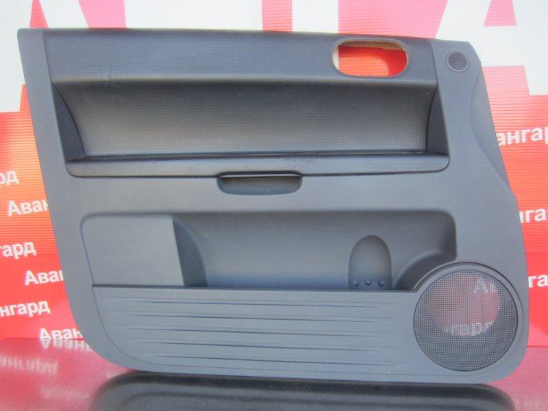Обшивка двери Mitsubishi Colt (Z30) 2007 передняя левая