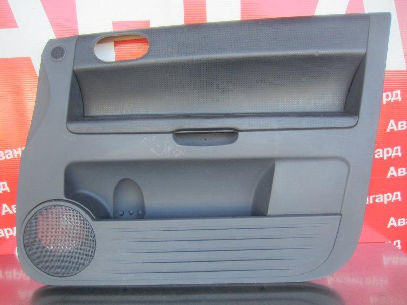 Обшивка двери Mitsubishi Colt (Z30) 2007 передняя правая