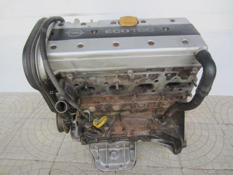 Двигатель Opel Vectra B СЕДАН X18XE 1998