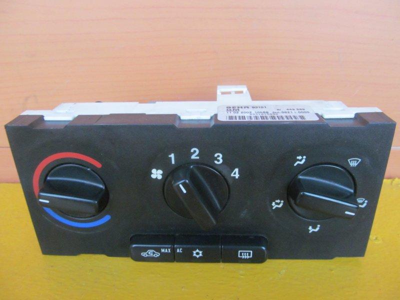 Блок управления печкой Opel Zafira A 2002