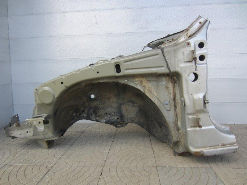 Лонжерон Opel Vectra B СЕДАН 1998 передний левый