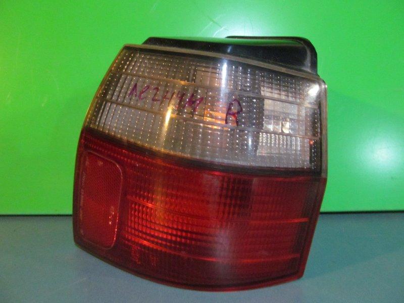 Фонарь Mitsubishi Legnum 1998 задний правый