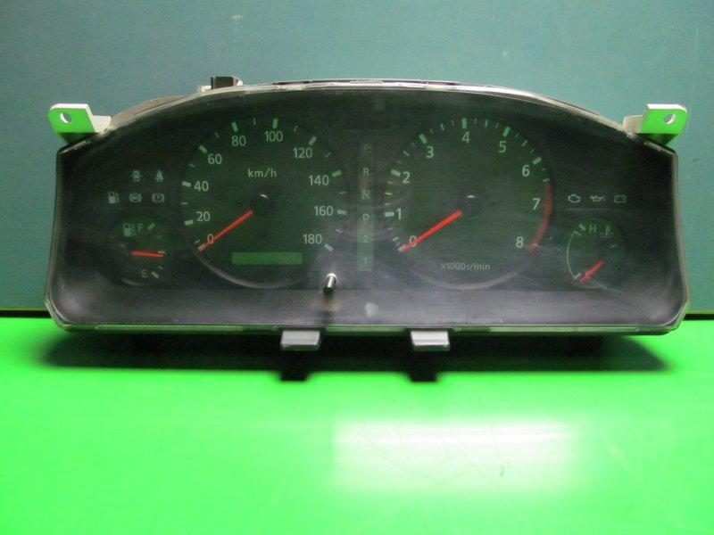 Щиток приборов Nissan Bluebird U14 U14 QG18 1999