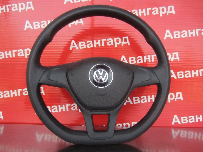 Руль Volkswagen Polo СЕДАН 2017