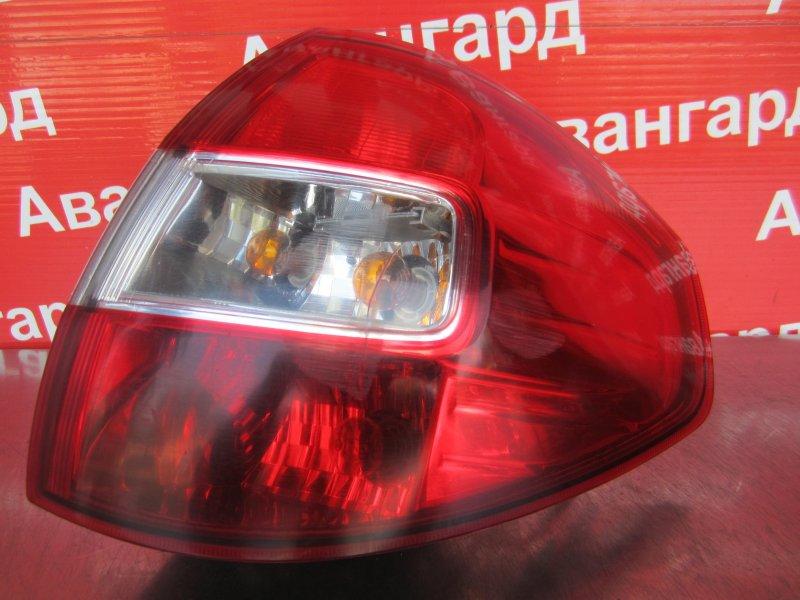 Фонарь Renault Koleos 2TR 2008 задний правый