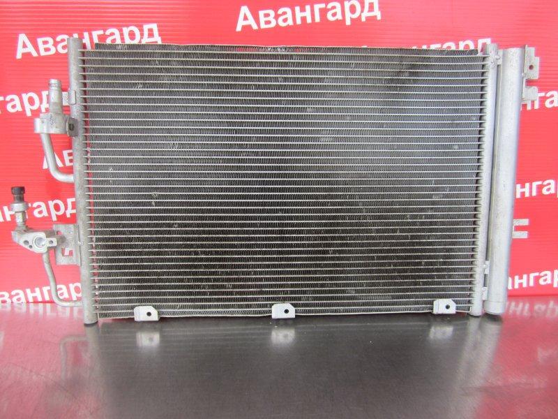 Радиатор кондиционера Opel Astra H GTC Z18XER 2006
