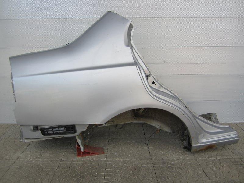 Крыло Hyundai Accent G4EC (1.5 Л) 2006 заднее правое