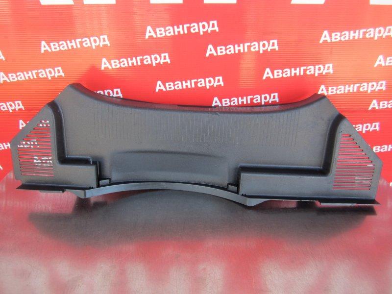 Накладка порога багажника Opel Astra H GTC Z18XER 2006 задняя