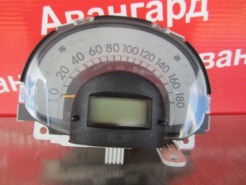 Щиток приборов Toyota Passo Kgc10 1KR-FE 2004
