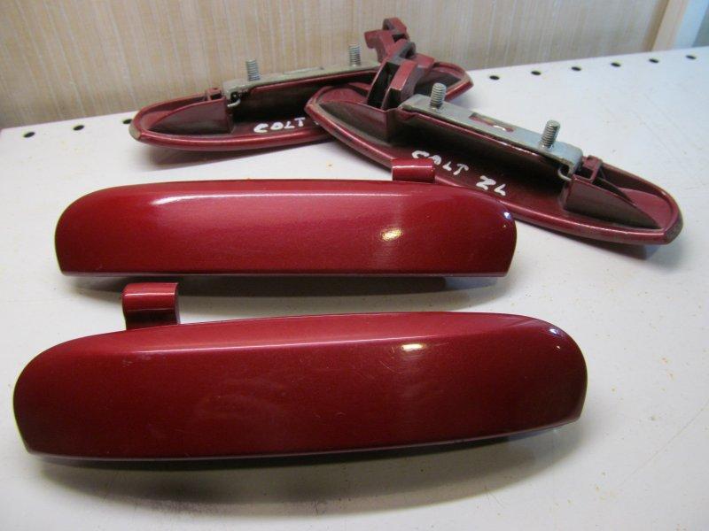 Ручка двери наружная Mitsubishi Colt Z30 2007