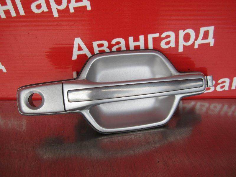 Ручка двери наружная Mitsubishi Pajero 3 КУПЕ 6G74 (GDI) 2003 правая