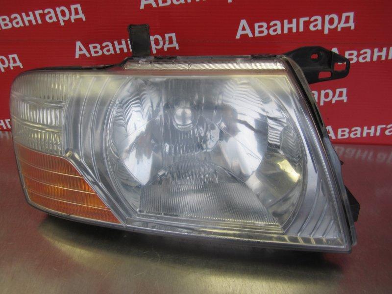 Фара Mitsubishi Pajero 3 КУПЕ 6G74 (GDI) 2003 правая