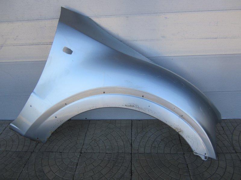 Крыло Mitsubishi Pajero 3 КУПЕ 6G74 2003 переднее правое