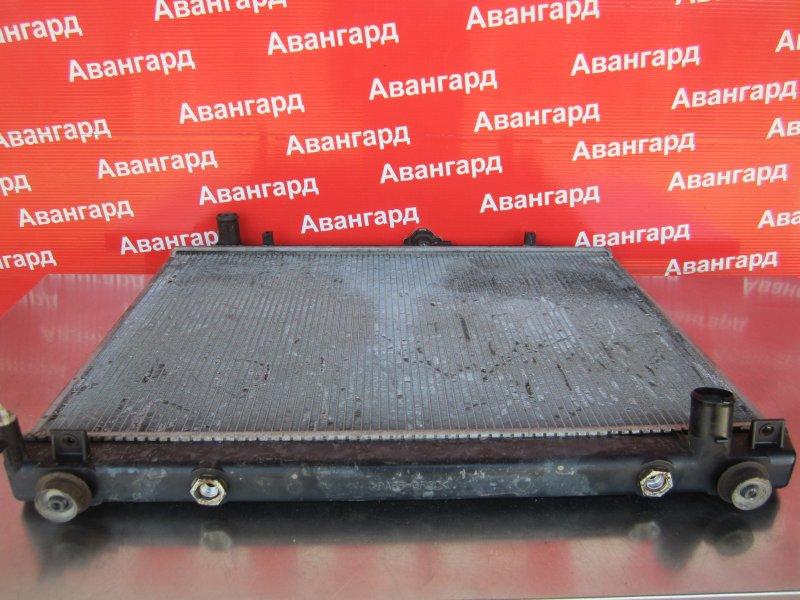 Радиатор охлаждения Mitsubishi Pajero 3 КУПЕ 6G74 2003