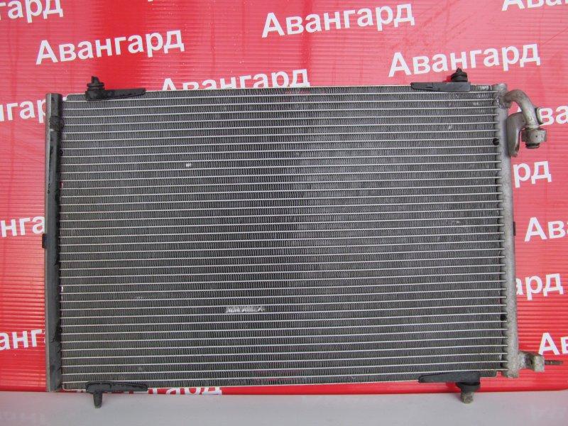 Радиатор кондиционера Peugeot 206 2D EW10J4 2003