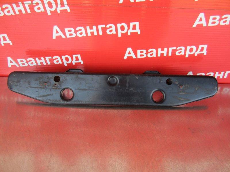 Площадка номерного знака Mitsubishi Pajero 3 КУПЕ 6G74 (GDI) 2003