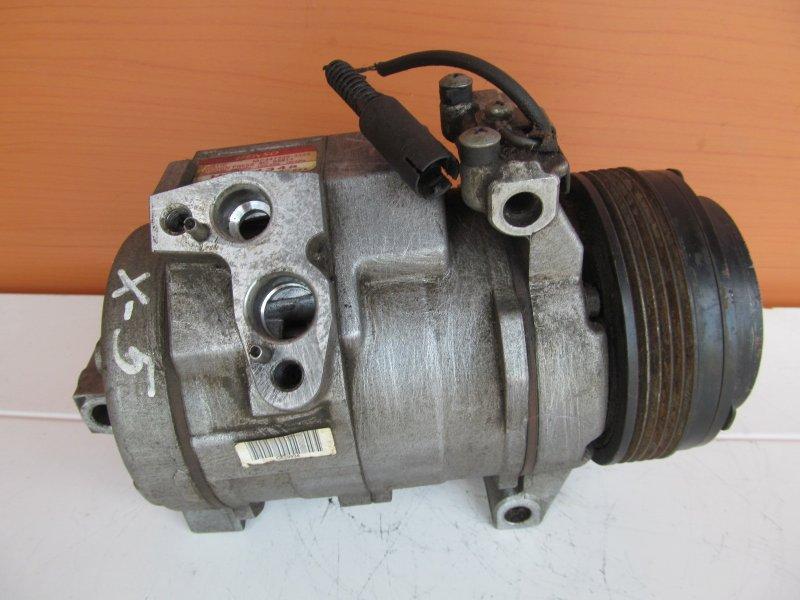 Компрессор кондиционера Bmw E53 M54 2001
