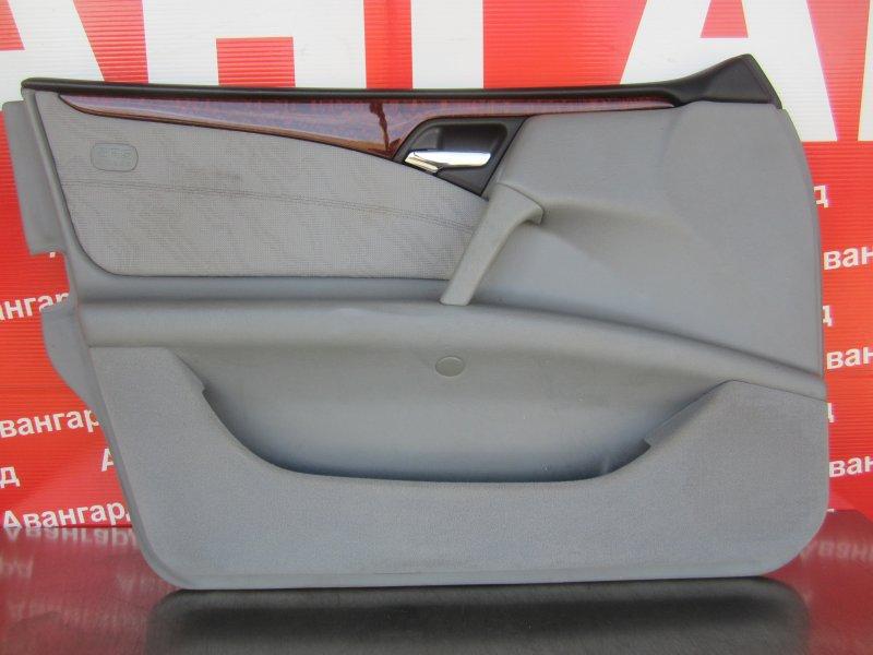 Обшивки дверей комплект Mercedes-Benz W210 1999