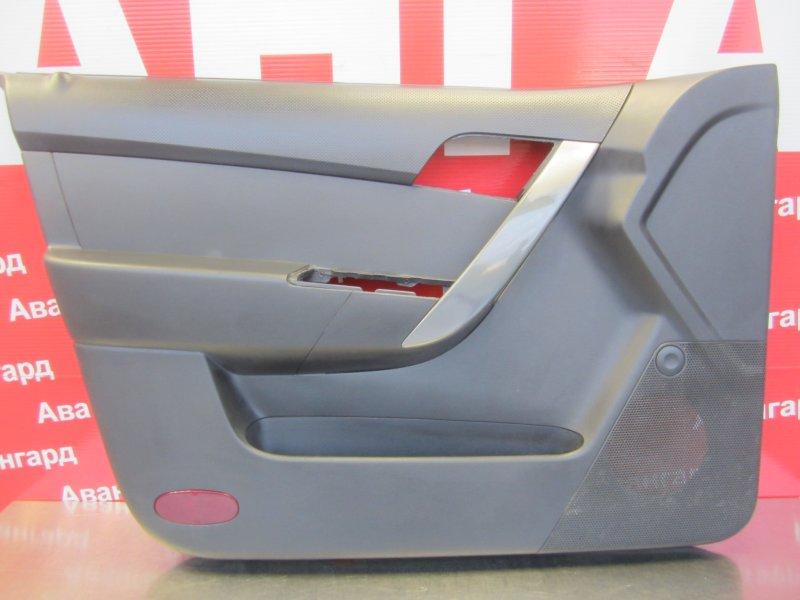 Обшивки дверей комплект Chevrolet Aveo T250 СЕДАН 2007