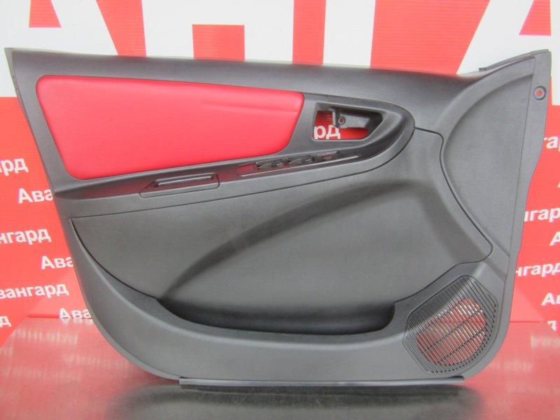 Обшивки дверей комплект Geely Mk 2012