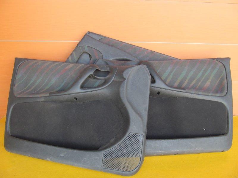 Обшивка двери Opel Astra F 1997